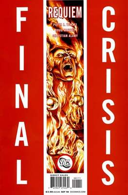 Final Crisis: Requiem (2008)