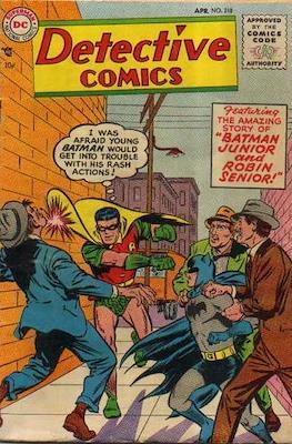 Detective Comics Vol. 1 (1937-2011; 2016-) (Comic Book) #218