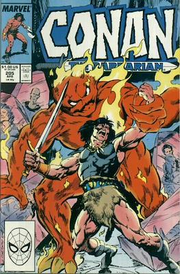 Conan The Barbarian (1970-1993) (Comic Book 32 pp) #205