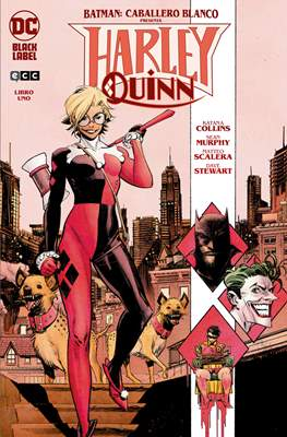 Batman: Caballero Blanco presenta - Harley Quinn #1
