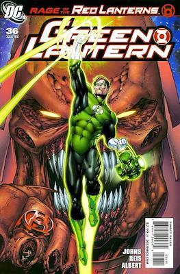 Green Lantern Vol. 4 (2005-2011) (Comic book) #36