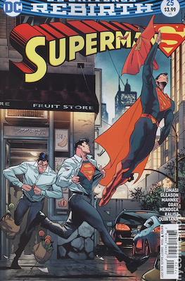 Superman Vol. 4 (2016-... Variant Covers) (Grapa) #25