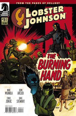 Lobster Johnson (Comic Book) #10