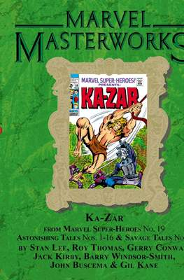 Marvel Masterworks (Hardcover) #190