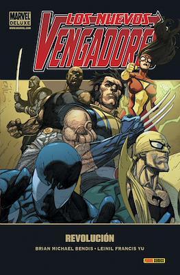 Los Nuevos Vengadores. Marvel Deluxe (Cartoné 164 pp) #6