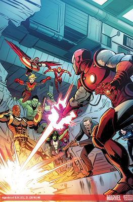 Agents of S.H.I.E.L.D (Comic-Book) #6