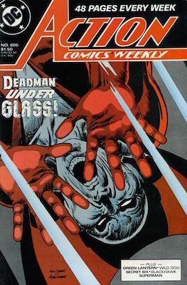 Action Comics Vol. 1 (1938-2011; 2016-) (Comic Book) #605