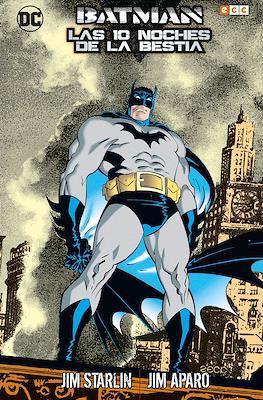 Batman: Las 10 noches de la bestia (Cartoné 96 pp) #
