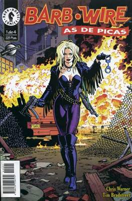 Barb Wire: As de picas (Grapa 28 pp) #1