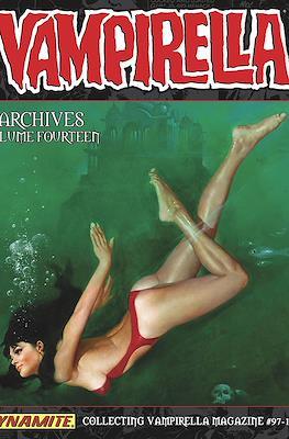 Vampirella Archives (Hardcover) #14