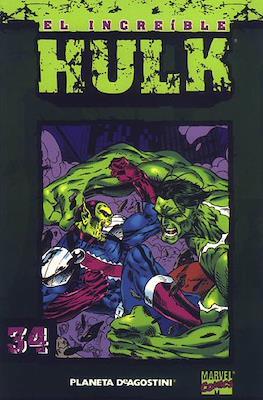 Coleccionable El Increíble Hulk (2003-2004) #34