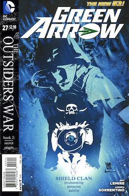 Green Arrow vol. 5 (2011-2016) (Comic-Book) #27