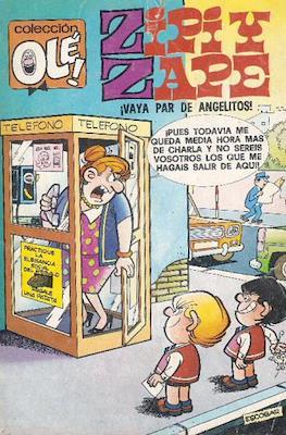 Colección Olé! (1ª Edición - Rústica, 64-80 páginas) #125