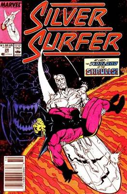 Silver Surfer Vol. 3 (1987-1998) #28