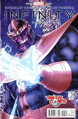 Infinity (2013-2014 Variant Cover) #1.16
