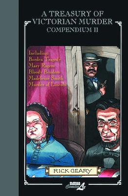 A Treasury of Victorian Murder Compendium (Hardcover 228-400 pp) #2