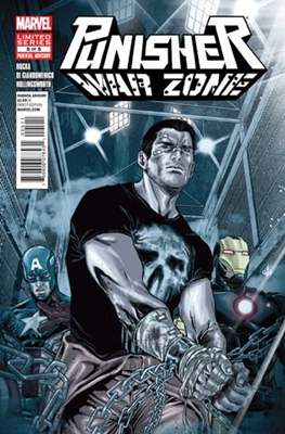 Punisher War Zone Vol. 3 (Comic Book) #5