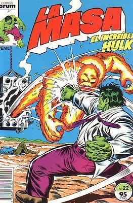 La Masa. El Increíble Hulk #22