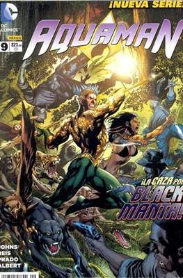 Aquaman (Grapa) #9
