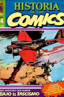 Historia de los Cómics (Grapa 32 pp) #14