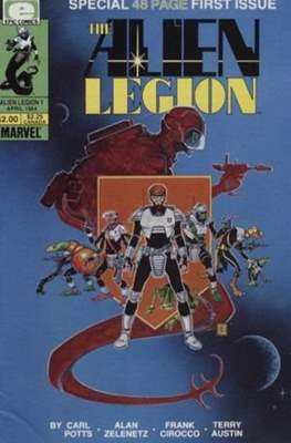 Alien Legion Vol 1