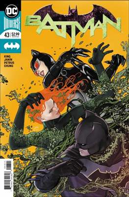 Batman Vol. 3 (2016-) (Comic-book) #43