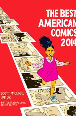 The Best American Comics (Hardcover 326 pp) #9