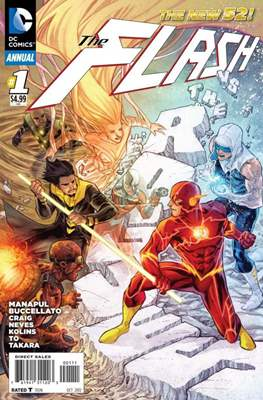 The Flash vol. 4 Annual (2011-2015) (Comic Book) #1