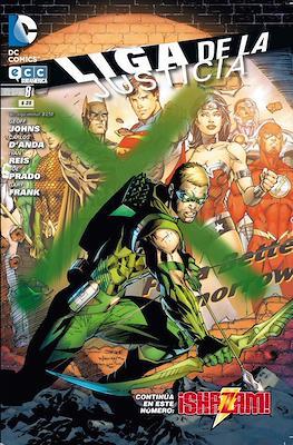 Liga de la Justicia (Grapa) #8