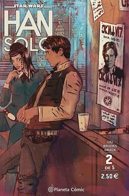 Star Wars: Han Solo (Grapa 32 pp) #2