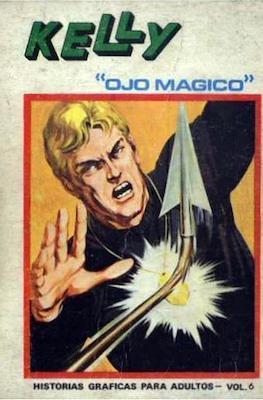 Kelly ojo mágico. Edicion especial (1971-1972) (Rústica 256-288 pp) #6