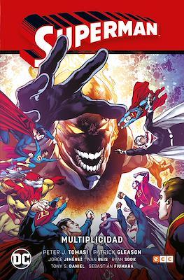Superman de Peter Tomasi y Patrick Gleason (Cartoné) #3