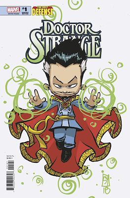Doctor Strange: The Best Defense (Variant Cover)