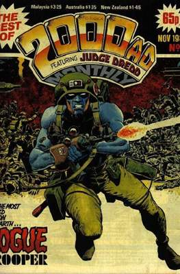 The Best of 2000 AD Monthly #2