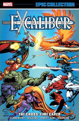 Excalibur Epic Collection (Softcover) #2