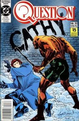 Question (1988-1991) (Grapa) #33