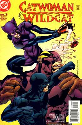 Catwoman / Wildcat (Comic Book) #3