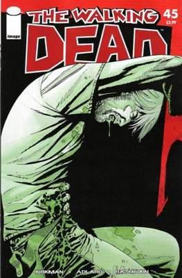 The Walking Dead (Comic-book) #45