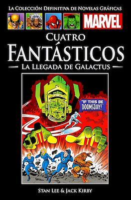 La Colección Definitiva de Novelas Gráficas Marvel (Cartoné) #66