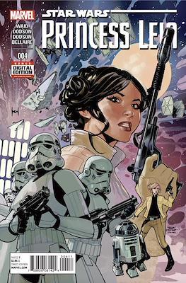 Princess Leia. Star Wars (Comic book) #4