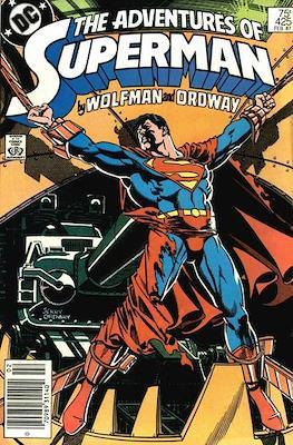 Superman Vol. 1 / Adventures of Superman Vol. 1 (1939-2011) (Comic Book) #425