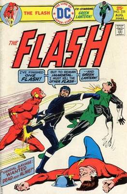 Flash vol. 1 (1959-1985) (Grapa, 32 págs.) #235