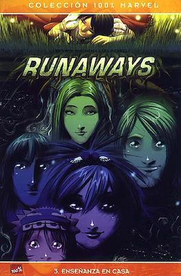 Runaways. 100% Marvel (Rústica con solapas) #3
