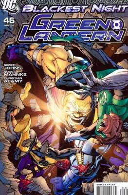 Green Lantern Vol. 4 (2005-2011 Variant Cover) #46.1
