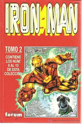 Iron Man, el Invencible. Heroes Return. Vol. 4 (Retapado.) #2