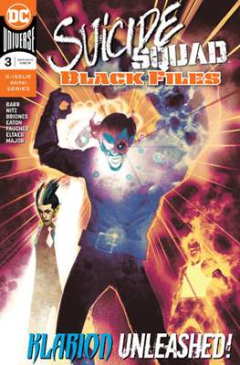 Suicide Squad: Black Files (Comic Book) #3