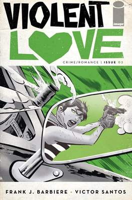 Violent Love (Comic-book) #2