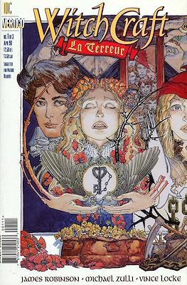 Witchcraft: La Terreur (Comic Book) #1