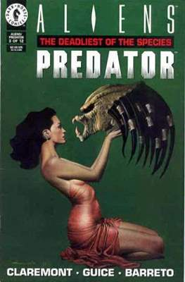 Aliens / Predator: The Deadliest of the Species (Grapa) #3