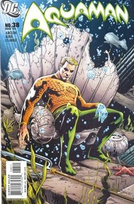 Aquaman Vol. 6 / Aquaman: Sword of Atlantis (2003-2007) (Comic Book) #38